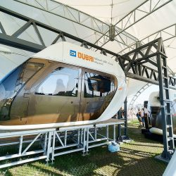 Transportasi Dawai SkyWay